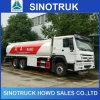 Sinotruk HOWO 6X4 20000L 10wheeler 석유 또는 기름 또는 연료 Refullertanker 트럭 판매