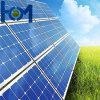 Verres de sûreté stratifiés bas par fer pour le module de pile solaire