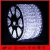 Seil-Licht der Weihnachtsdekoration-weißes Farben-LED