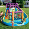 Kids (BB023)のための膨脹可能なResidential Bouncer Water Slide