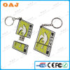 Hot Selling GiftのためのNipost Brand PVC USB Flash Cases