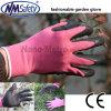 Nmsafety Модные Садоводство перчатки безопасности перчатки латексные перчатки