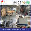 Chaîne de production de carton gris