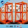 Doubles levages de levage/construction de construction de cage de la qualité 2t à vendre