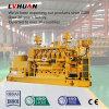 central energética certificada ISO da gasificação da biomassa do Ce 20kw-600kw