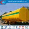 3 Eje del tanque de combustible Remolque, 40000 Litros Depósito de combustible semi remolque, China hizo combustible Cisterna Remolque