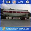 3배 Axle V-Shape 50tons Bulk Cement Tanker