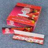 Papiers de roulement assaisonnés par 25booklets grands de Handroll 110mm de fraise de frelon (ES-RP-025)