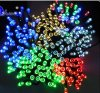 RGB variopinto 200LEDs Solar String Lights, Total 21.9 Meter