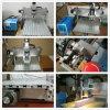 Гравировка вырезывания алюминия маршрутизатора 6090 металла CNC DSP