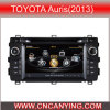 GPS, Bluetooth를 가진 Toyota Auris (2013년)를 위한 특별한 Car DVD Player. A8 Chipset Dual Core 1080P V-20 Disc WiFi 3G 인터넷 (CY-C308로)
