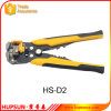 Стриппер провода емкости 0.2-6.0mm2 высокого качества HS-D2 обнажая