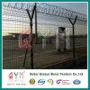 Galvanzied и обеспеченность PVC Coated загородка авиапорта сваренной сетки