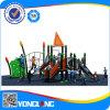 2014 de Nieuwe Plastic OpenluchtApparatuur van de Speelplaats die in de Kleuterschool van het Park wordt gebruikt