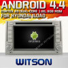 Carro DVD do Android 4.4 de Witson para Hyundai Iload com A9 sustentação do Internet DVR da ROM WiFi 3G do chipset 1080P 8g