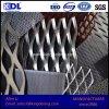 Dekoration-Aluminium erweitertes Metallineinander greifen