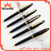 Выдвиженческий пластичный шариковой ручки для отпечатка логоса (BP0217)