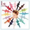 도매 아이들 머리 부속품 리본 활 Handmade 아기 Bowknot 머리띠 16 색깔