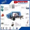 Caractéristiques diesel de pompe concrète de remorque