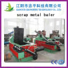 Baler Scrap automática de acero (fábrica y proveedor)