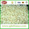 IQF gefrorene weiße Knoblauch-Nelken mit reiner Bescheinigung