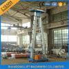 Elevador interno de alumínio vertical aéreo hidráulico portátil Elev