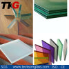 High Quality를 가진 녹색 Grey 또는 Bronze /Clear Laminated Float Glass