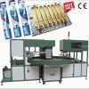 Hochfrequenzmaschinenhälften-Schweißgerät-Blasen-Pappdichtung für verpackenzahnbürste