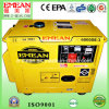 5kw Yellow Silent Three-Phase Soundproof Diesel Generator