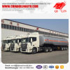 Трейлер тележки масляного бака цены по прейскуранту завода-изготовителя 40000L Китая для перевозки пищевого масла