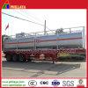 50000 3 литров трейлера бака Axles химически жидкостного