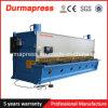 QC11y 12X2500 Guillotine-scherende Maschinen-Guillotine-Ausschnitt-Maschinen-hydraulische Scheren