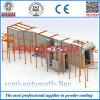 Équipement électrostatique automatique d'enduit de poudre avec la haute performance