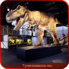 modelo Lifelike do dinossauro de 3D Animatronic T-Rex