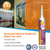 Vedador líquido estrutural do silicone de Acetoxy do fabricante de China