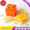 Het plastic Speelgoed van het Onderwijs van Basis Tien Kleine Kubus