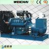 groupe électrogène électrique diesel de 400kw Weichai Baudouin