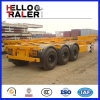 2016 neues Manufacture Skeleton Semi Trailer mit 3 Axles