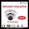 IPC-HDW4300S Dahua 3MP cámara IP domo