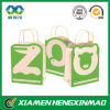 Carton sveglio Kraft Paper Bag con Logo Printed
