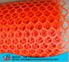 China-orange HDPE Plastiksicherheits-Maschendraht-Zaun