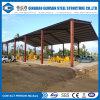 Tettoia industriale prefabbricata della costruzione della struttura d'acciaio di basso costo