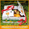 Boîte de empaquetage de carton de fruit chaud de vente