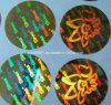 Qualitäts-Hologramm, kundenspezifischer Hologramm-Aufkleber, Laser-Anti-Counterfeit Kennsätze