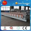 Chaîne de production de porte de garage, Maquina De Fabricar Telhas De Galvonizado