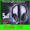 5 in 1 Draadloze Oortelefoon voor AudioRadio MP3/TV/PC/CD DVD/Monitoring/Wired Netto Chat/FM
