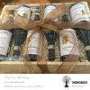 Bande Bowknot_F de boîte-cadeau de boîte à vin de cadre en bois de Hongdao