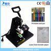 Máquina de impressão de transferência da imprensa do calor da pena de Digitas da alta qualidade do Ce