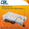 16 Tarjeta SIM GoIP Gateway GSM GoIP16