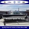 Snelheid 760 van Bestyear Type van Motor van de Boot het Buitenboord